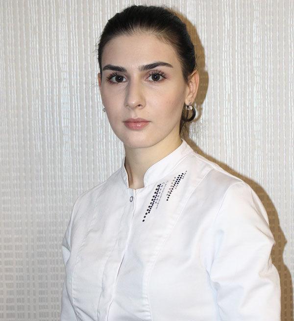 Имагаджиева Аида Магомедовна