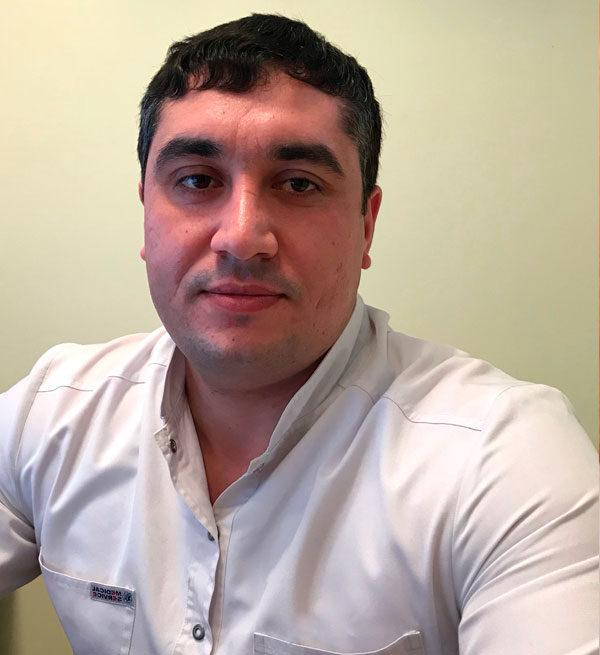 Шихкеримов Ислам Адилгереевич