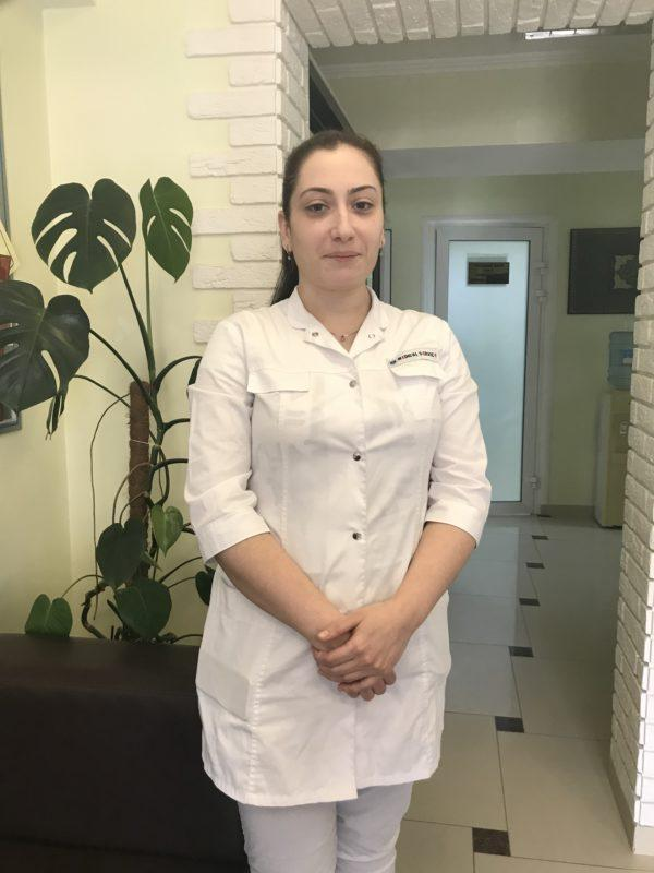 Голбарцова Азейри Ажубовна